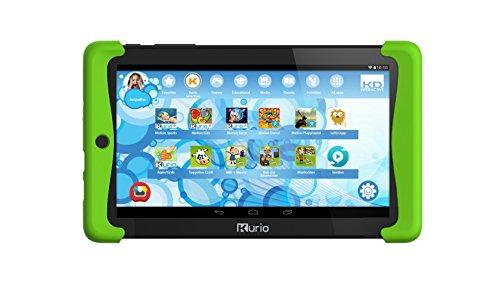 Kurio deciic16110Tab 2+ con toggolino Content para Segura de Navegar por Internet Tablet PC Android 5.0negro (importado)