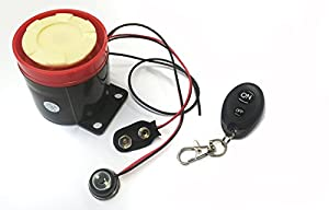 Mobility Scooter & Motorbike Mini Alarm Security Device