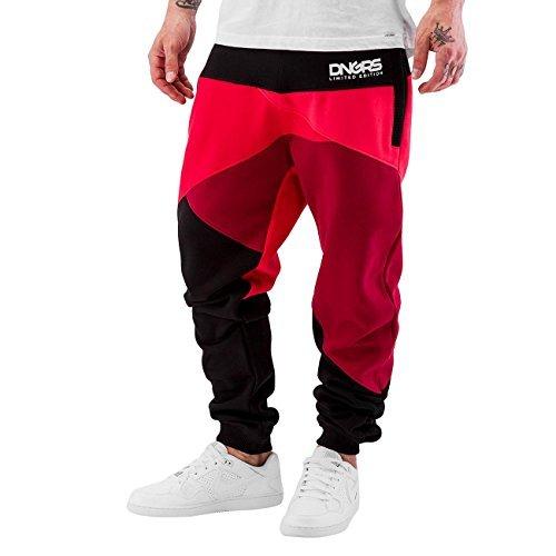 Dangerous DNGRS Hombres Pantalones Pantalón Deportivo Locotay Race City 12be7a57dab