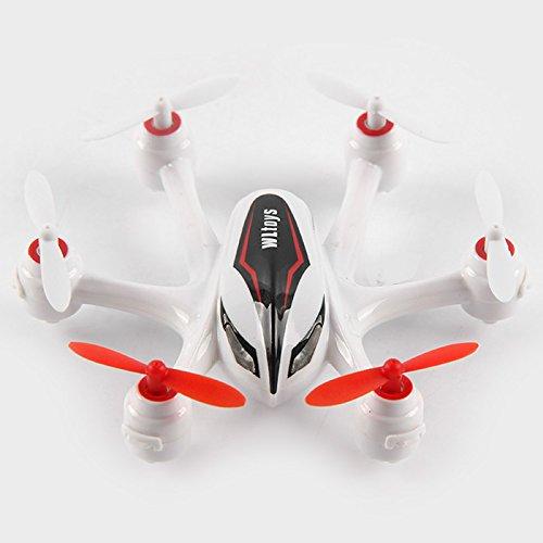WLtoys Q272 Mini Quadcopter 2.4G 4CH 6-Achsen-Gyro UFO RC-Drohnen mit 3D-Tumble / Headless - 2