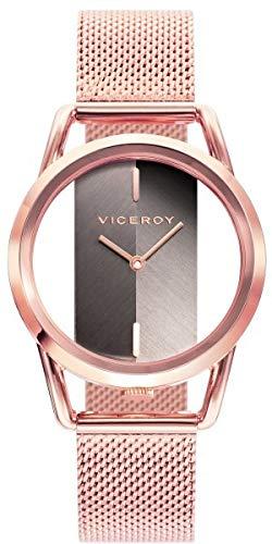 Viceroy Femmes Analogique Quartz Montre avec Bracelet en Acier Inoxydable 42334-47