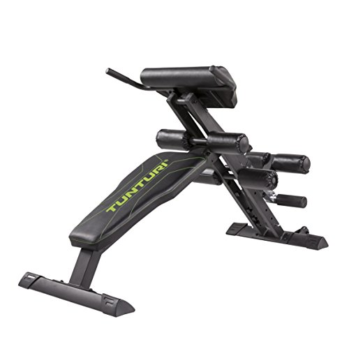 Tunturi CT80 Rückentrainer & Bauchtrainer / Core trainer / Hyperextension