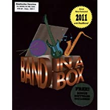 Band-in-a-Box 2011 Pro+RealBand