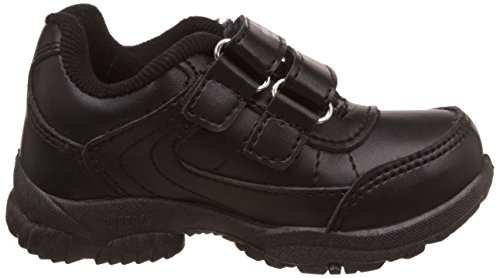 Force 10 (from Liberty) Unisex Black School Shoes - 13 Kids UK/India (32 EU) (8151026100320)