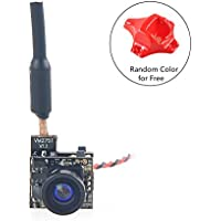 Crazepony-UK FPV Micro AIO Camera 5.8G 40CH 25mW Transmitter with Y Splitter for Tiny Whoop FPV Mini Drone by