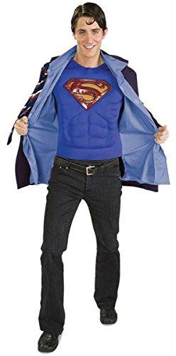 Kostüm Clark Kent und Superman