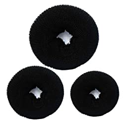 Param* Pack of 3 hair donuts | All 3 different sizes