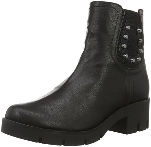 Tamaris 25404, Bottes Chelsea Femme Noir (Black 001)