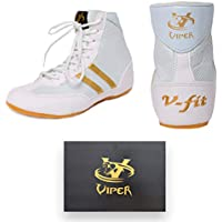35f7c3a79260 Viper Mens Kids Boys Children Girls Boxing Boots Boys Boxing Footwear Boxing  Shoes