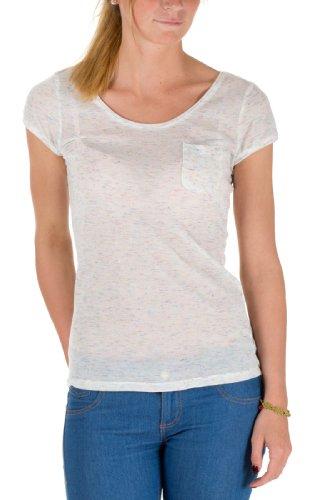 Only Damen Top by ONLY Jeans 2012 Star MOD 8450 weiß D.G - Mod Top Shirt