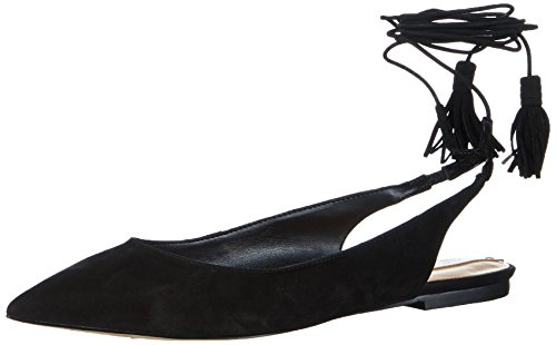 ALDO Kailang, Ballerines femme Noir (Black Nubuck / 93)