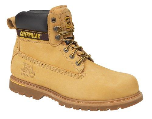 CAT Footwear Chaussures de Sécurité, Holton, SB Beige