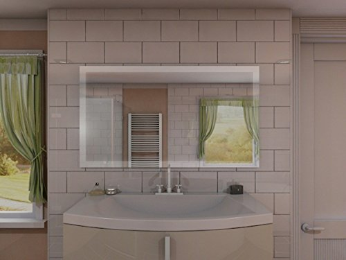 Badspiegel beleuchtet – Badspiegel mit LED Beleuchtung - 4