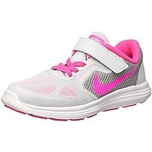 reputable site 4354e d0c63 Amazon.it: Nike Revolution 3 Scarpe Running Bambina
