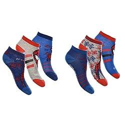 Pack 6 pares de calcetines...