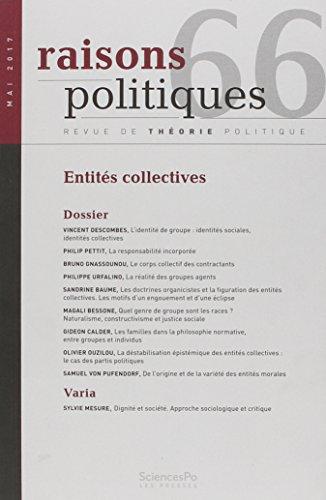 Raisons Politiques 66
