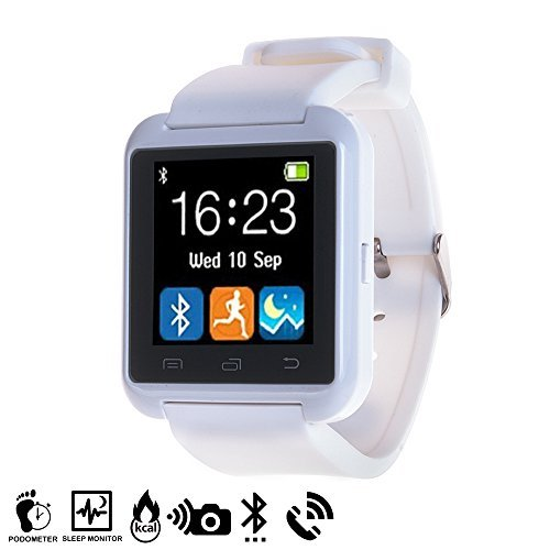 DAM - Smartwatch Multifunción Bluetooth Negro