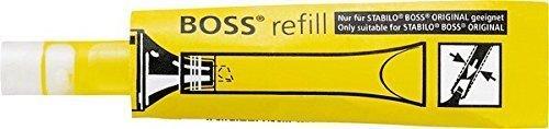 Stabilo-Boss Textmarker Refill 070 Gelb