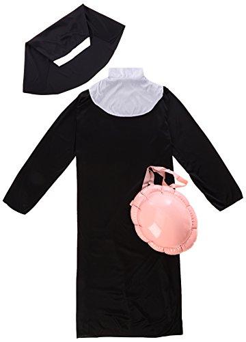 ILOVEFANCYDRESS I Love Fancy Dress ilfd4013X L Unisex Schwangere Nonne Kostüme (X-Large)