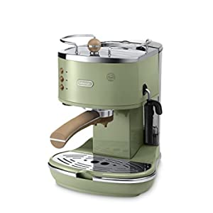De'Longhi macchina per caffè espresso manuale ECOV311.GR Icona Vintage