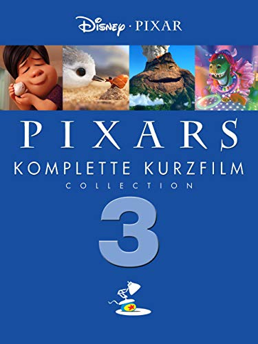 Pixars komplette Kurzfilm Collection 3 Rosenthal Collection