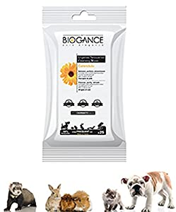Biogance Lingettes Nettoyante pour Chien