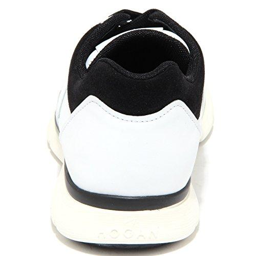 6512N sneaker HOGAN T2015 scarpe uomo shoes men bianco Bianco/Nero
