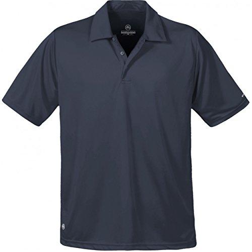 Stormtech Sports Herren Performance Polo-Shirt, Kurzarm Orange