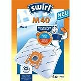 Swirl Staubsaugerbeutel Miele M40/M54 VE=4 Stück