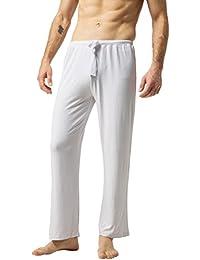 ZSHOW-Pantalones de Yoga Largos para Hombre