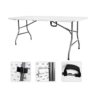 Tavolo pieghevole da Campeggio Buffet Catering - tavolo da buffet pieghevole con maniglia