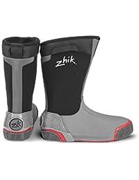 2017 Zhik ZK SeaBoot 700 Sealed Sailing Boots Grey 700GY Boot/Shoe Size UK -