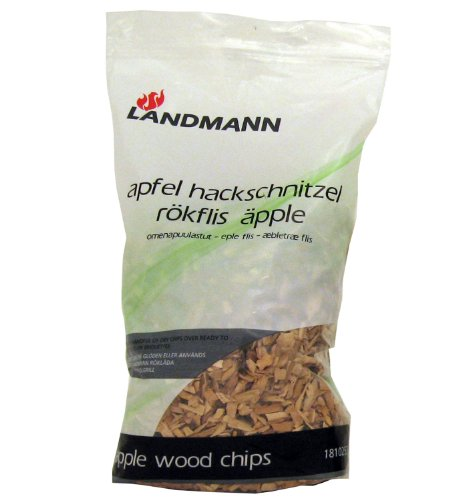 Landmann 1810253 Apple Smoking Wood Chips