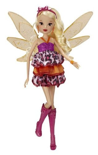 Winx Club 11 5inch City Style Collection- Stella