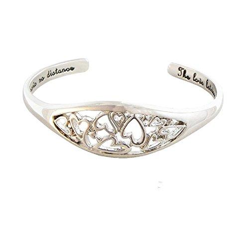 rosemarie-collections-da-donna-a-forma-di-cuore-argento-tono-bracciale