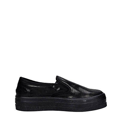 Iag134 Schwarz Slip Pregunta 002 Schuhe on Damen qzzYwdE