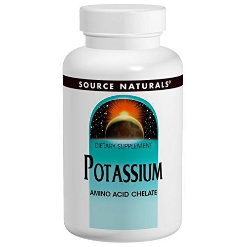 Potassium Chelate 99 mg 100 Tablets