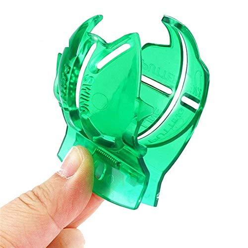 Myfei Golf Training Aids Golf Ball Line Marker Kunststoff rutschsicher Vorlage leicht Zeichenwerkzeug - Tin Cup-halskette