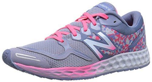 New Balance K1980, Chaussures de Running Entrainement Mixte Enfant Rose (piy Pink/blue)