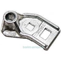 5.31 13.5cm Metall M/öbelf/ü/ße La Vane 4 St/ück Metall Diamant Dreieck Tischbeine Schrankf/ü/ße DIY Ersatz f/ür Schrank Sofa Couch Regal Ottomane