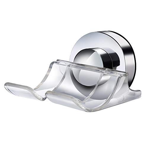 JXQ-N Premium Duschkopf Handbrausen Wassersparend mit Kalkfilter und Lonenfilter Brausekopf Dusche Wasserhahn 4 Zoll Duschbrause Dusch Kopf Antikalk-Funktion