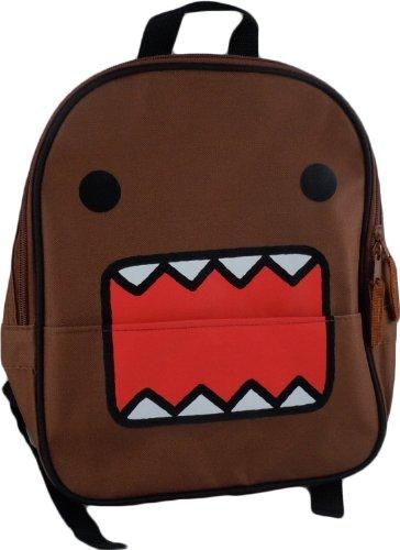 Domo Rucksack (Domo Kun Face Japan Cute Kids Mini Backpack)