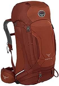 Osprey Kestrel 48Sac à dos pour homme Couleur Dragon Red 72x38x40cm 48 litres