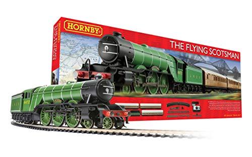 Hornby Train électrique R1167, Le Flying Scotsman, Calibre 00
