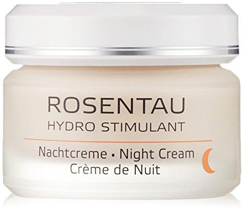 Annemarie Börlind Rosentau Hydro Stimulant femme/woman, Nachtcreme, 1er Pack (1 x 50 ml)