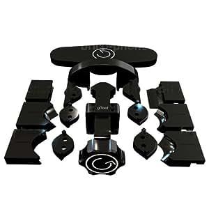 G-Tool B-Séries iCorner GB1100 Coffret complet contenant l'ensemble des outils gTool pour redresser les bords et les angles des chassis d'iPhone, iPad et iPod
