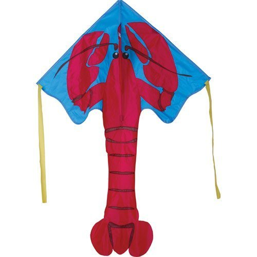 large-easy-flier-red-lobster-by-premier-kites-english-manual