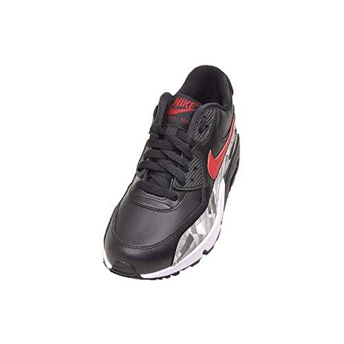 Nike - Air Max 90 2007 (Ps), Sneaker Unisex – Bambini Black
