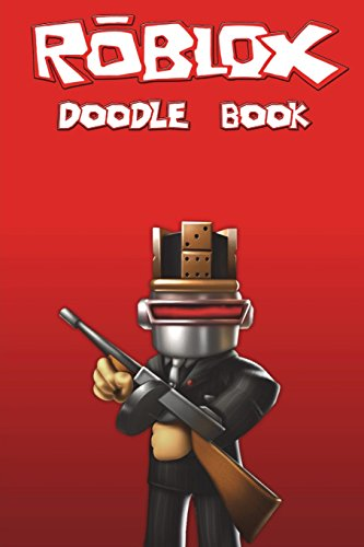 ROBLOX Doodle Book: Over 150 pages for you to draw your favourite characters, map concepts, and weapon designs! All included in an awesome, high-quality cover! por 8mm Notch Publishing