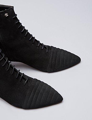 FIND Mog, Bottes femme Noir (Black)